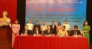Thủ tướng cho phép Viettel góp vốn lập liên doanh triển khai thu phí tự động không dừng giai đoạn 2